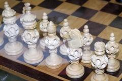 Schach-Ausstellung Kreissparkasse Öhringen 2007