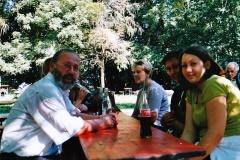 Schachausflug Wasseralfingen 2002