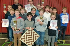 Schul-Schach Meisterschaften 2018